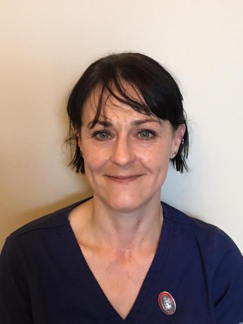 Head Veterinary Nurse Headshot